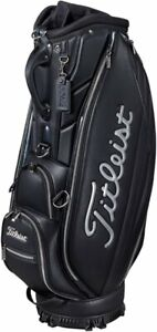 TITLEIST Golf Men's Caddy Bag Performance Sports Type 9.5 x 47 Inch 3.9kg Black
