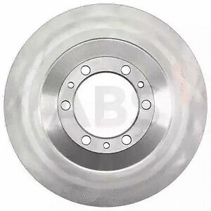 Front Set 2x Brake Discs A.B.S. 18119 for GREAT WALL/VW Steed/X /Golf (05-21)