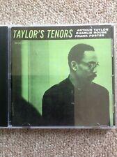 Taylor's Tenors - Arthur Taylor / Charlie Rouse / Frank Foster.