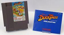 Nintendo NES - Disney´s Duck Tales + Anleitung - PAL B NES-UK-NOE