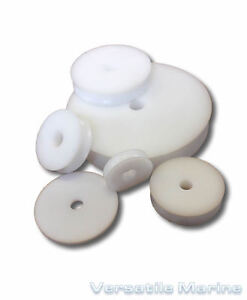 Replacement Sheaves Pulley Wheels for Blocks, Masts, Yachts, Boats, Dinghies etc