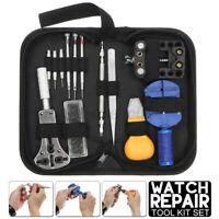 Uhrmacherwerkzeug Uhr Werkzeug Tasche Uhrenarmband Reparatur Uhrwerkzeug    K