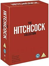 The Hitchcock Collection [DVD] [2013][Region 2]