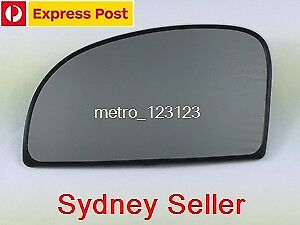 LEFT PASSENGER SIDE MIRROR GLASS FOR HYUNDAI GETZ 2003-2011(FOR ELECTRIC MIRROR)
