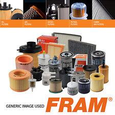 1x Fram Filtro De Combustible-Combustible-Coche Gasolina (inyección) - G5977