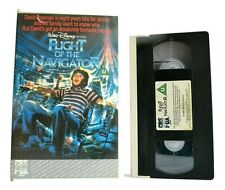 Flight Of The Navigator: (1986) CBS/FOX - Sci-Fi/Adventure - Large Box - Pal VHS