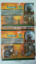 Terminator 2 Jugment Day Micro Machines Collection 1 and 2