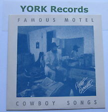 "PINTO BENNETT - Famous Motel Cowboy Songs - Carolina Mornin's - Ex Con 7"" Single"