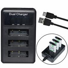 USB Battery Charger for Sony NP-BX1 BC-CSX & Sony Cyber-shot DSC-HX300 DSC-HX80