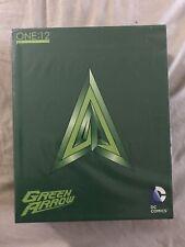 Mezco One:12 Collective DC Comics Green Arrow Oliver Queen Figure New Rare!!
