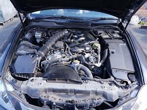 LEXUS IS250/IS250C ENGINE PETROL, 2.5, 4GR, GSE20R, 11/05-12/14