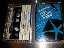 NOS Chrysler Demonstration Compilation Cassette Tape 82 88 IMPERIAL New Yorker
