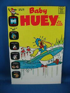 BABY HUEY 93 VF NM GIANT SQUAREBOUND 1971 HARVEY SKATING COVER