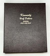 Kennedy Half Dollar 1964-2011 Including Proofs Dansco Album #8166