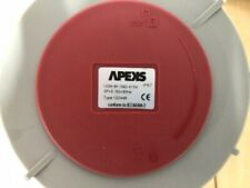 APEKS M Series Industrial Coupler IP67 125A 6H 380-415V 3P+E /50+60H Type 122446