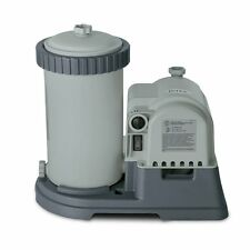 Filters and Pumps for Above Ground Pools INTEX 28633E 2500 Gallon GFCI 110-120V
