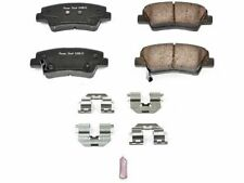 For 2014-2015 Kia Rondo Disc Brake Pad and Hardware Kit Rear Power Stop 56726RQ
