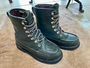 Cabelas Leather/GoreTex Hunting Boots