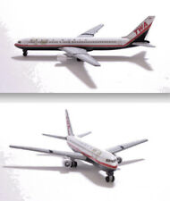 TWA Trans World Airlines, Boeing 767-300 - Scala 1:500 - Metal