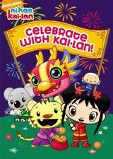 Ni Hao Kai-Lan: Celebrate with Kai-Lan [New DVD] Full Frame, Dolby