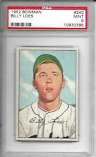 1952	Bowman	Billy	Loes	240	PSA 9		Dodgers		673