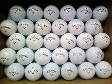 100 USED CALLAWAY GOLF BALLS