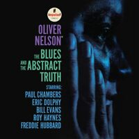 OLIVER NELSON - THE BLUES AND THE ABSTRACT TRUTH   VINYL LP NEU
