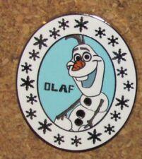 PIN DISNEY TRADING  FROZEN OLAF SNOW MAN CUTE MOVIE