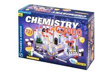 Thames & Kosmos Chemistry C3000 - The ultimate chemistry set!