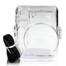 Fujifilm Instax Mini 70 Camera Transparent Crystal Case  Hard PC Clear Case