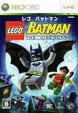 UsedGame Xbox360 Lego Batman [Japan Import] FreeShipping
