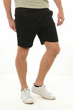 JACK & JONES Black Core Sweat Shorts Size L BNWT