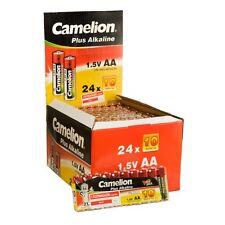 Lot de 10  piles Camélion  Alcaline Plus AA LR06, 2 lots achetés = 1 lot offert