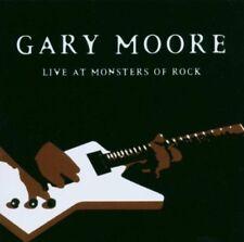 Moore, Gary - Live At Monsters Of Rock CD NEU