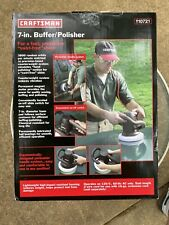 Craftsman 7 Inch Buffer and Polisher New In Box 910721
