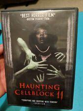 Haunting of Cellblock 11 (DVD, 2015) HORROR!