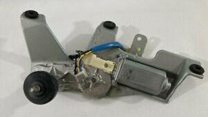 2006-2008 Subaru Forester Rear Tailgate Window Wiper Motor Assembly OEM