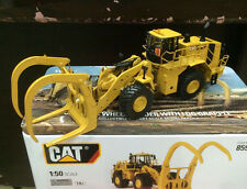 New Packing - Cat 988K Wheel Loader With Log Grapple 1/50 DieCast 85917 By DM