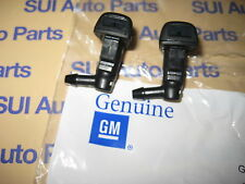 Chevy Chevrolet Curze Windshield Washer Squirter Nozzle Tips  NEW OEM 2011-2012