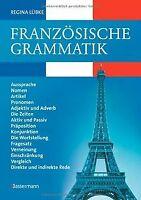 Französische Grammatik : Aussprache, Nomen, Artikel, Pro...   Buch   Zustand gut