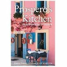 Prospero's Kitchen : Island Cooking of Greece by Diana Farr Louis and June Marin