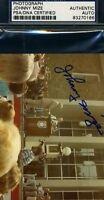 Johnny Mize Signed Psa/dna Original Hof Photo Autograph Authentic