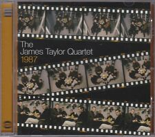 THE JAMES TAYLOR QUARTET - 1987 CD