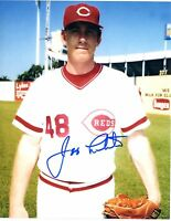 JEFF LAHTI Autographed 8x10 Photo COA (Pose 1) (MAX SHIPPING)