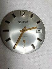 orologio vintage Grimsel FhF 82-4  bilanciere ok uomo