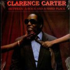 Clarence Carter - Between A Rock And A Hard Pl (Vinyl LP - 1990 - US - Original)