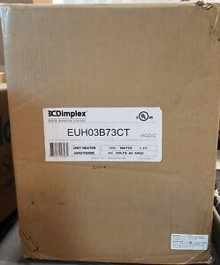 EUH03B73CT DIMPLEX UNIT HEATER AEROTHERME 3000W, 3 PH, 480V, 60Hz