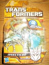 Transformers Hunt for the Decepticons INSECTICON MISB