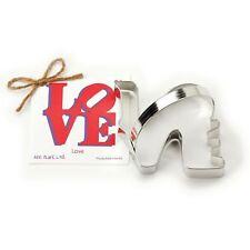 "Ann Clark 4.5"" Cookie Cutter - LOVE"