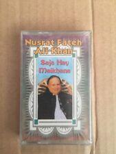 Saja Hay Maikhana - Nusrat Fateh Ali Khan Rare Urdu Qawwali Cassette
